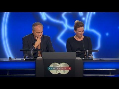 Kicki, Bettan och... Råttan? - Parlamentet (TV4)