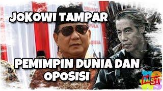 Ketika Jokowi Kembali M3n4mp4r Pemimpin Dunia dan Kubu Oposisi Sekaligus