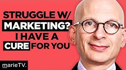 Struggling to Find Marketing Strategies That Work? Seth Godin and Marie Forleo Can Help