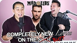 """Download Maroon 5 - """"Girls Like You"""" MadLibs Cover (LIVE ONE-TAKE!) ft. Cardi B Mp3 and Videos"""