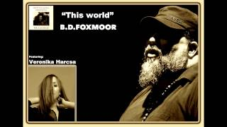 B.D FOXMOOR feat Veronika Harcsa - This world - Pyromantic Remix