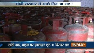 Narendra Modi government defers gas price hike for three months