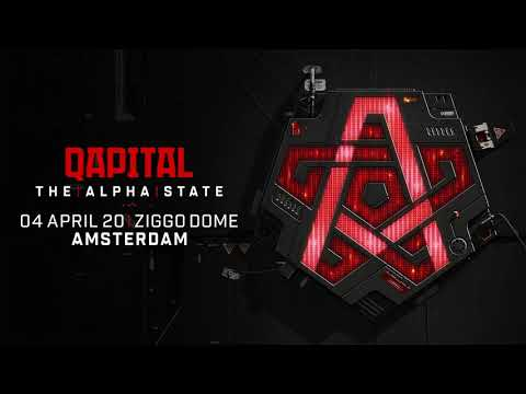 QAPITAL 2020 | The Alpha State | Unofficial Warm Up Mix