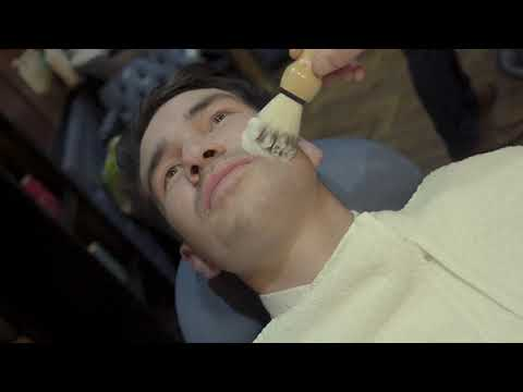 Video of Matthew Curtis Ultimate Male Grooming Experience at the 5* Rosewood London