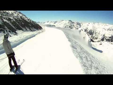 Skiurlaub Ischgl 2012
