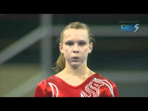 Bridget Sloan - Vault - 2008 Olympics Team Final