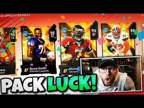 OUR PACK LUCK HAS BEEN INSANE!! WE PULLED ANOTHER 99 OVERALL!! (PO #50)