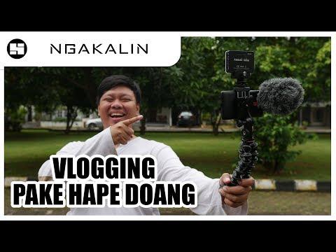 #NGAKALIN 3 : JADI VLOGGER PAPAN ATAS BUDGET TERBATAS