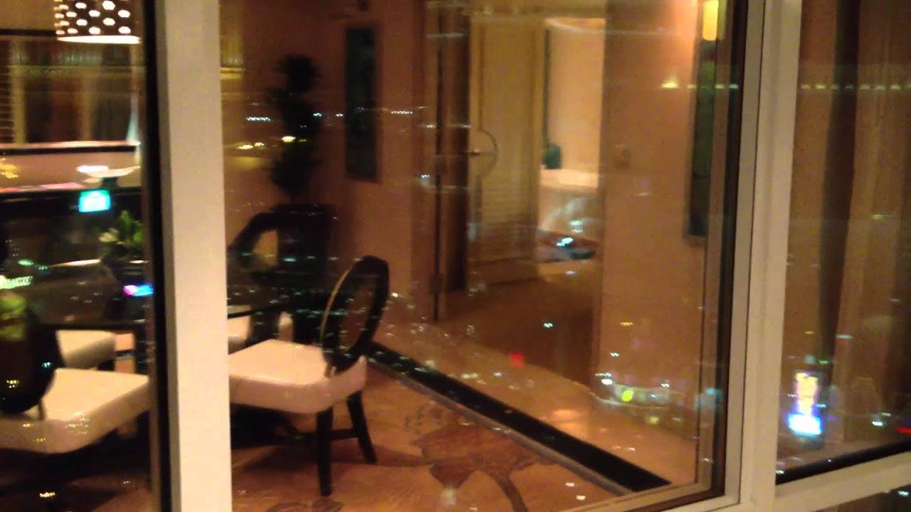 The Mirage Tower Suite Room Las Vegas Nv Youtube