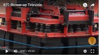 870 Blower op Televisie
