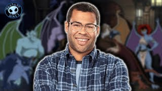 Disney denied Jordan Peele's GARGOYLES movie pitch