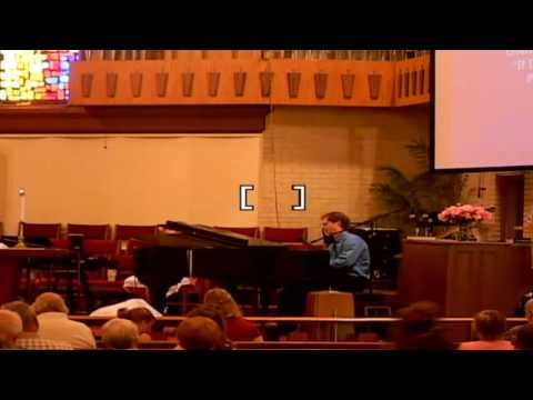 FUMCPP Worship 06 19 2016 Alan Curtis Tripp Offertory