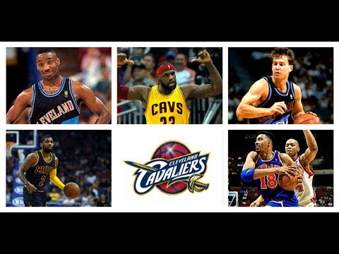 Cleveland Cavaliers Top 10 Best Players of All Time