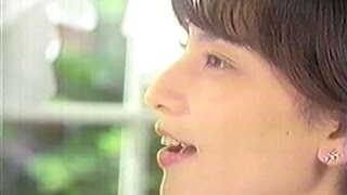 1999年ごろのインテリアのサンゲツのCMです。鈴木杏樹さんが出演されて...