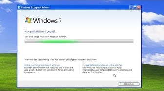 Umstieg Windows XP auf Win 7 - Anleitung - Praxis-Tipp deutsch | CHIP