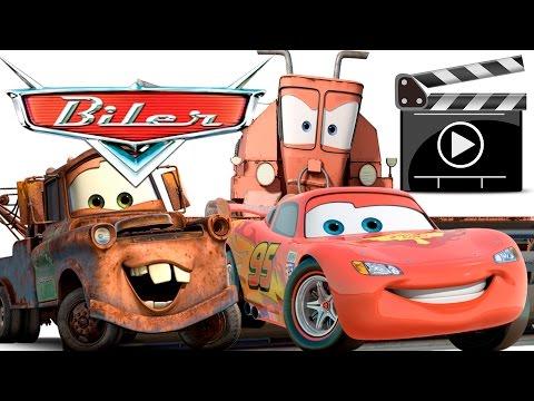 DANSK FULD MOVIE SPIL BILER CARS DISNEY Tractor Tipping Lynet McQueen Full danish Game