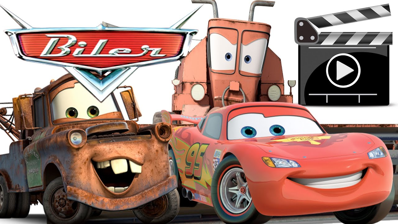 Tractor From Cars : Dansk fuld movie spil biler cars disney tractor tipping