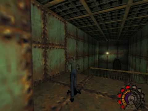 Let's Play Shadow Man Part 14 - Engine Block |