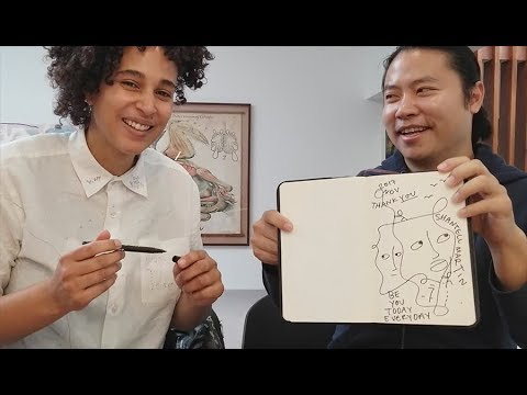 Download Youtube: Finally! Meeting James Jean