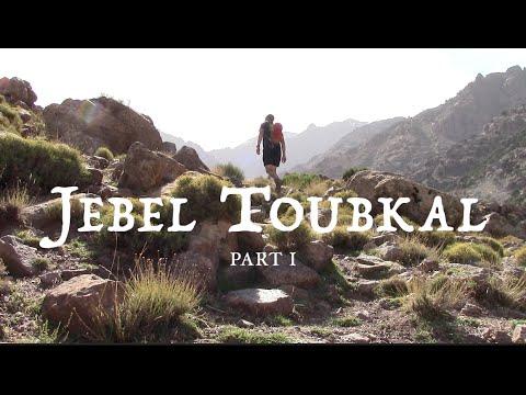 Trekking Morocco: Climbing Jebel Toubkal - Part 1