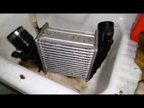 Intercooler Cleaning, Turbo Application 720p
