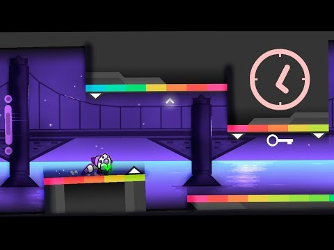 This level is so Relax... - A Hidden World - [Geometry Dash]