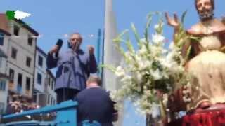 Sermón de L'Amuravela Cudillero - 29 de junio de 2015