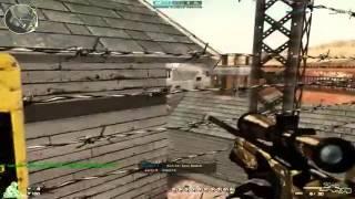 O melhor jogador de sniper do CrossFire