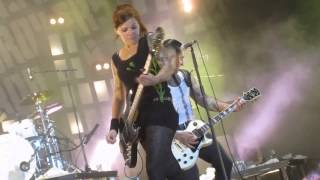 "Broilers -""Blume"" live in Dresden, 25.07.2014"