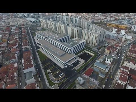 Sancaktepe Eğitim ve Araştırma Hastanesi hizmete açılıyor
