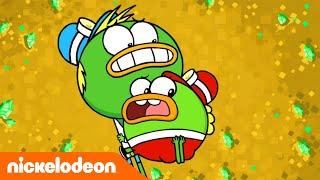 Хлебоутки | 1 сезон 4 серия | Nickelodeon Россия