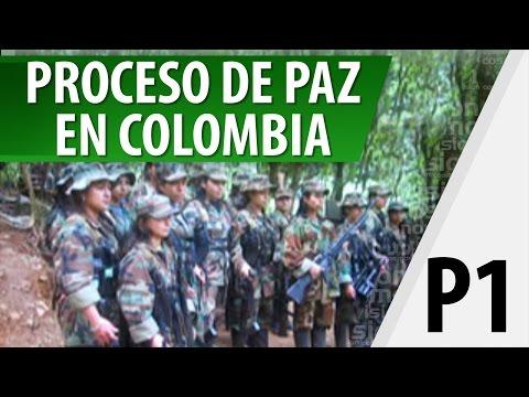 Proceso de Paz en Colombia / Debate / Parte 1 / Cosmovision Noticias