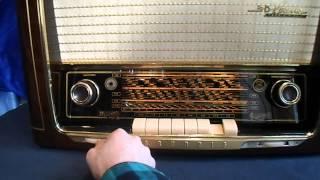 Grundig 3035 56 3d Klang Roehrenradio