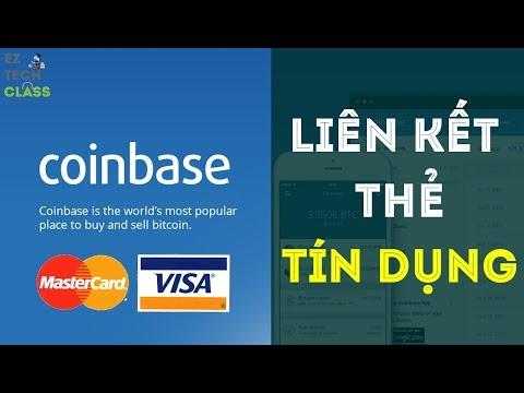 Liên Kết Thẻ Tín Dụng Visa Với Ví Coinbase, Mua Bán Bitcoin | EZ TECH CLASS