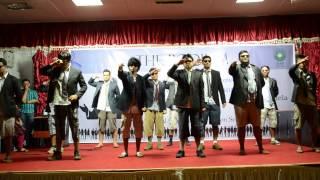 A-kela boys @ IIM Shillong