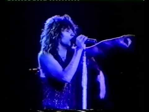 Bon Jovi - Drift Away (Sydney 1987)