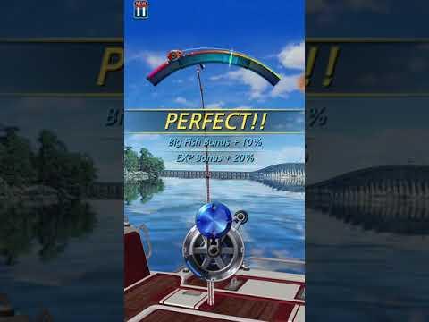 FISHING HOOK Boss Level 70