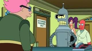 [Futurama] Bender - Listen you fat internet nerd