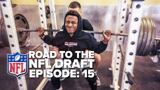 THIS WORKOUT TURNED ME INTO AN NFL PROSPECT...