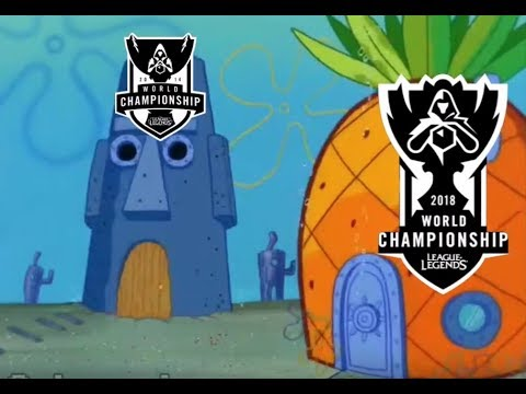 League Of Legends: Worlds 2018 Theme VS Worlds 2014 Theme.