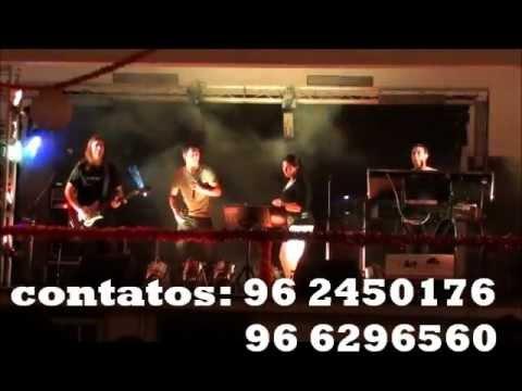 Grupo Musical ART JOVEM – Sinto Falta Dela – Kizomba.wmv