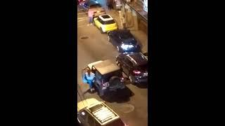 Street Fight in Puerto Rico
