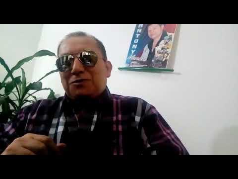 Agradecimiento a la fiestera radio y Tv Antony Murcia
