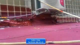 shingle tamiri , şıngıl tamiri , çatı membran tamiri