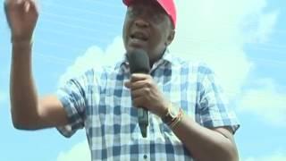 President Kenyatta urges Garissa residents to ignore Opposition propaganda