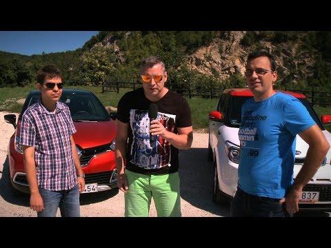 Garázs ep. 453 (2014.09.06) - Renault Captur - KIA Soul összehasonlító teszt