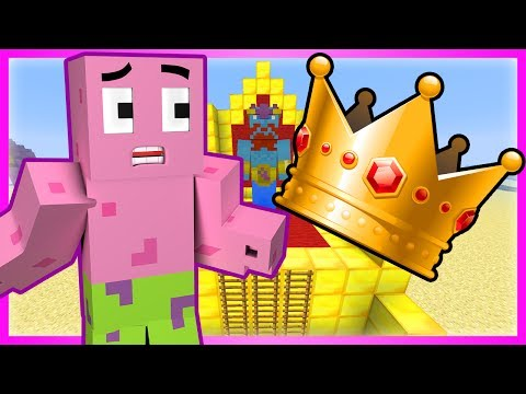 KING NEPTUNE'S CROWN - Minecraft Spongebob Episode 23 (Minecraft Roleplay)