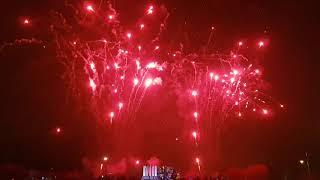 Diwali 2017 fireworks.