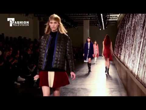 HUMBERTO LEON & CAROL LIM New York Fashion Week Fall Winter 2014 15