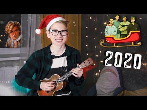 Новогодние Песни на Укулеле (+табы)